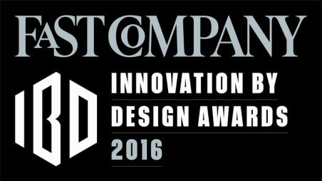 Fast Company Innovation by Design Awards 2016